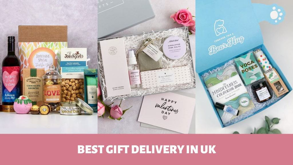 Best Gift Delivery in UK