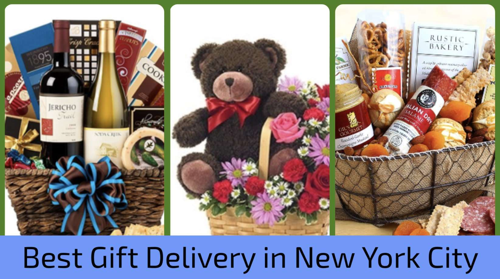 Best Gift Delivery in New York City